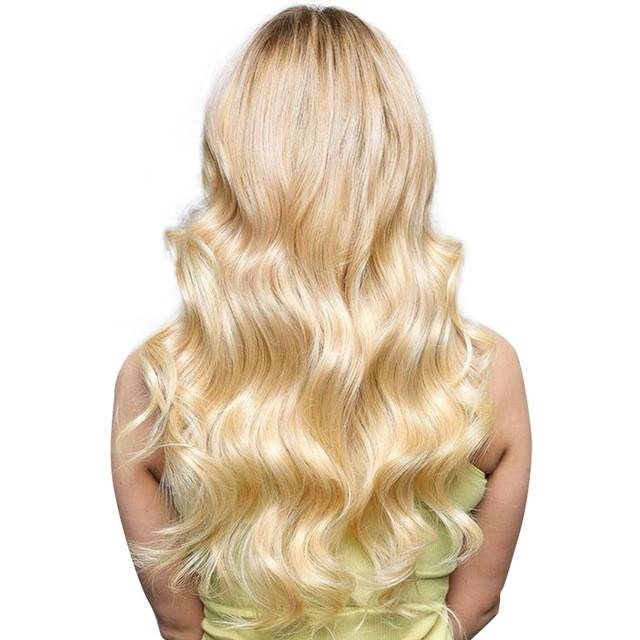 250 Density Full Lace Human Hair Wigs Brazilian Virgin Human Hair